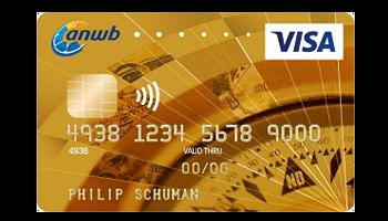 ANWB-Visa-Gold-Card