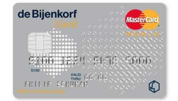 bijenkorf-creditcard-aanvragen