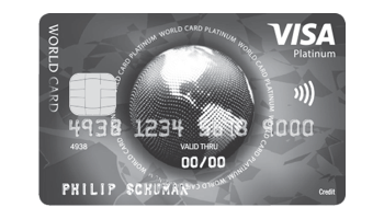 visa-world-card-platinum vergelijken